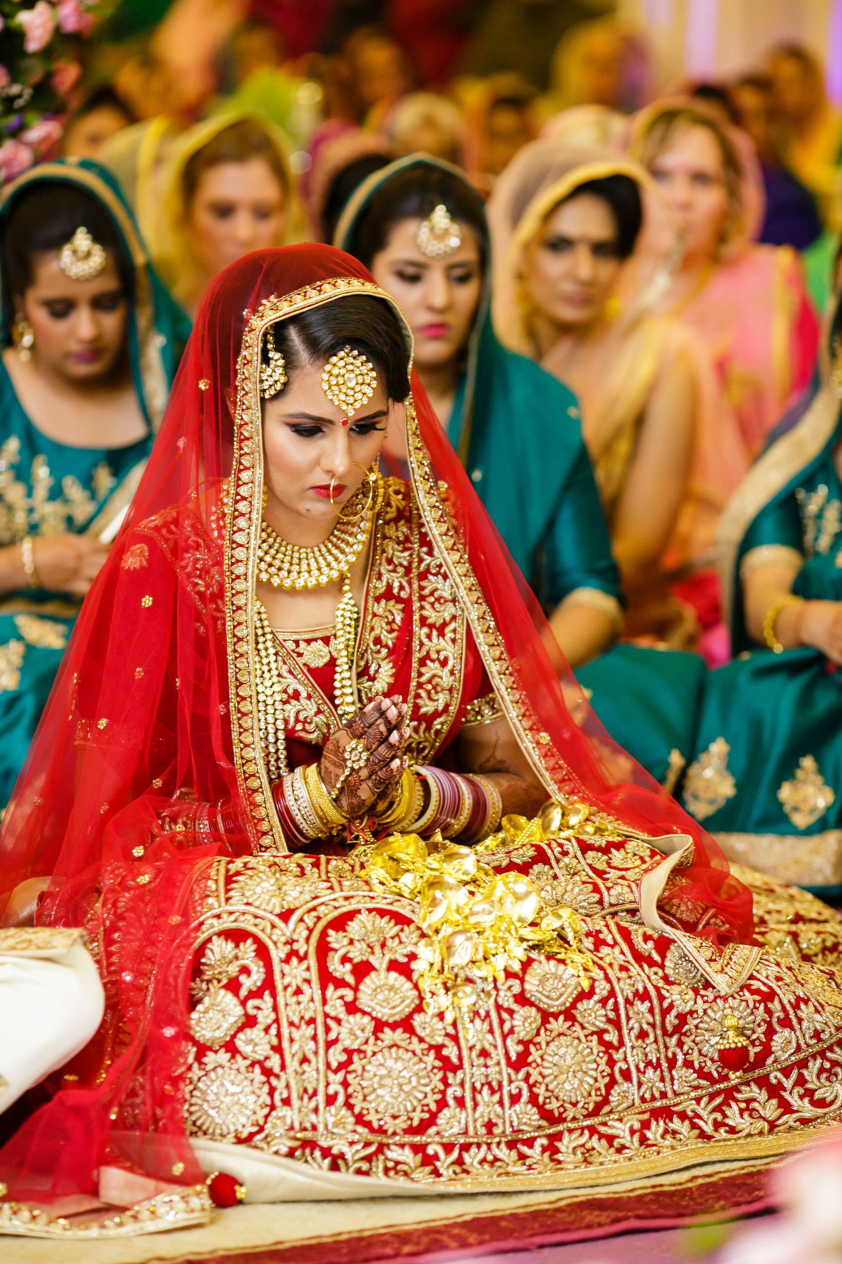 Sikh Indian Bride