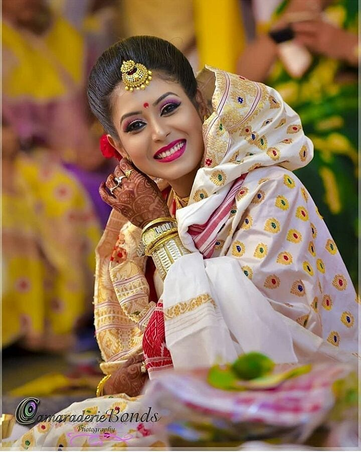 Assamese Indian Bride