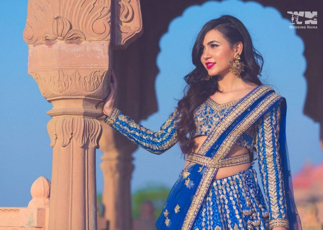 73753a483 Top 10 Bridal Lehenga Trends Every Bride Of 2018 Needs To Swear By