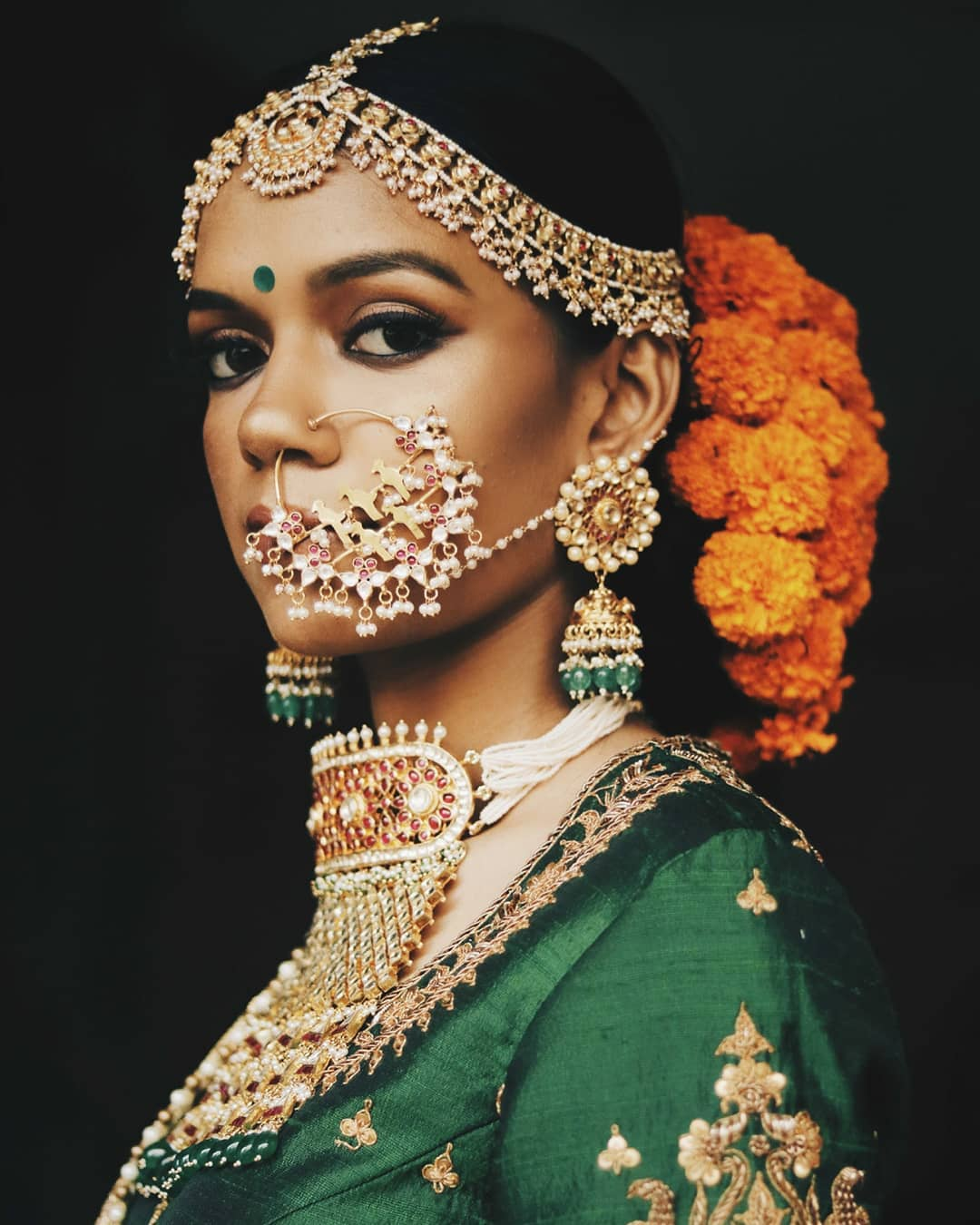 Wedding Hairstyles: 11 Hottest Indian Bridal Hairstyles For Your Wedding