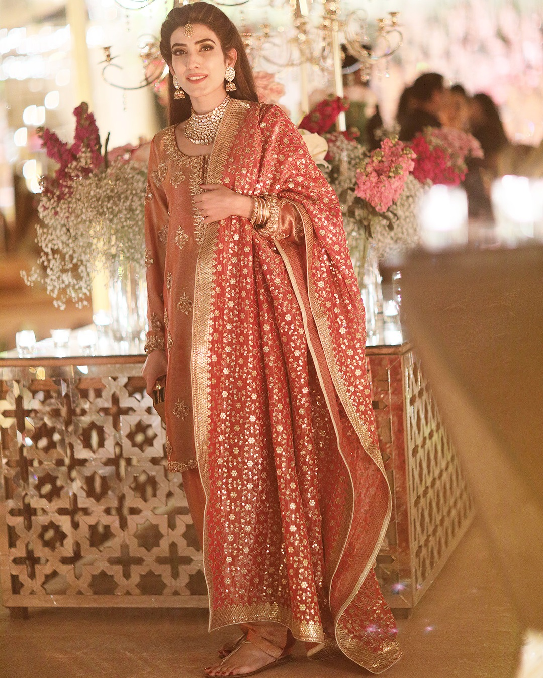 Sabyasachi Collection At This Pakistani Wedding Is Something To Look