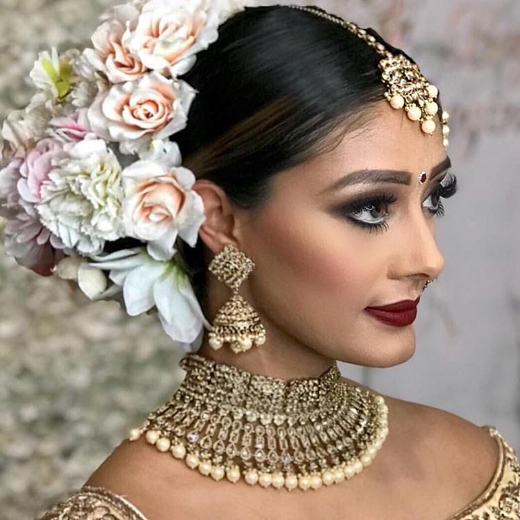 Wedding Hairstyle Photos: 11 Hottest Indian Bridal Hairstyles For Your Wedding