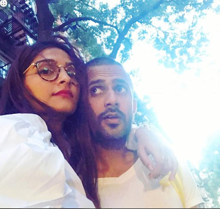 sonam kapoor, anand ahuja, destination wedding