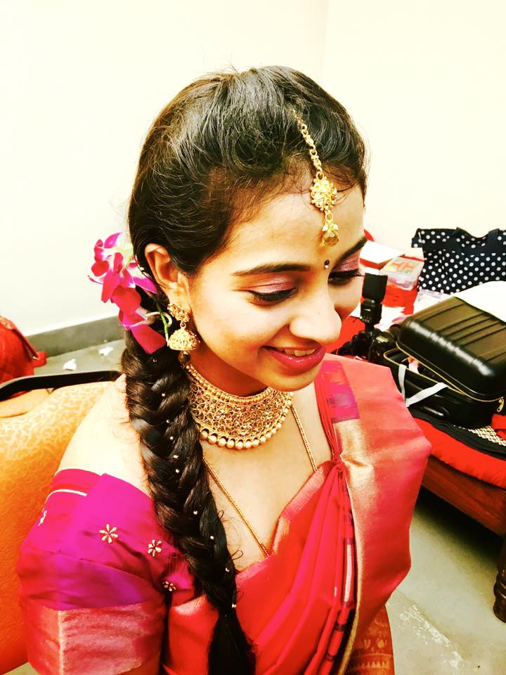 south indian wedding, best south indian brides, Rekha Krishnamurthy Bangalore, Rekha Krishnamurthy Makeup Artist