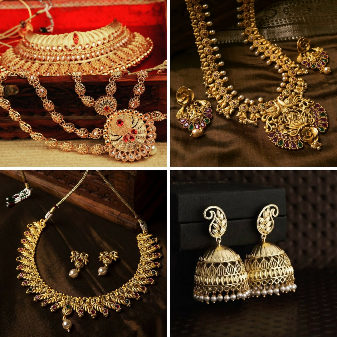 bridal jewellery, bridal shopping, artificial bridal jewellery