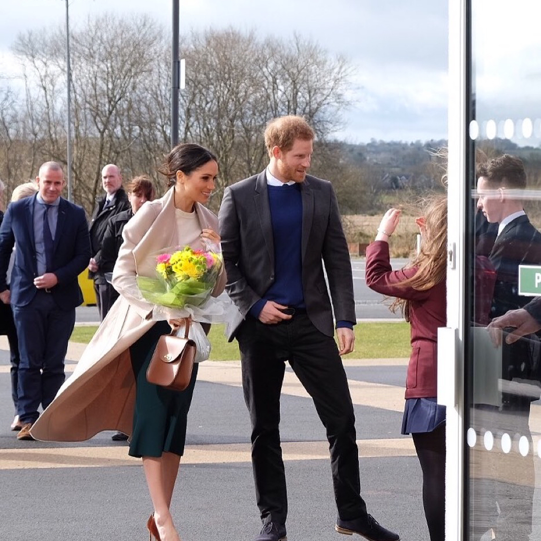 meghan markle prince harry wedding exclusive details