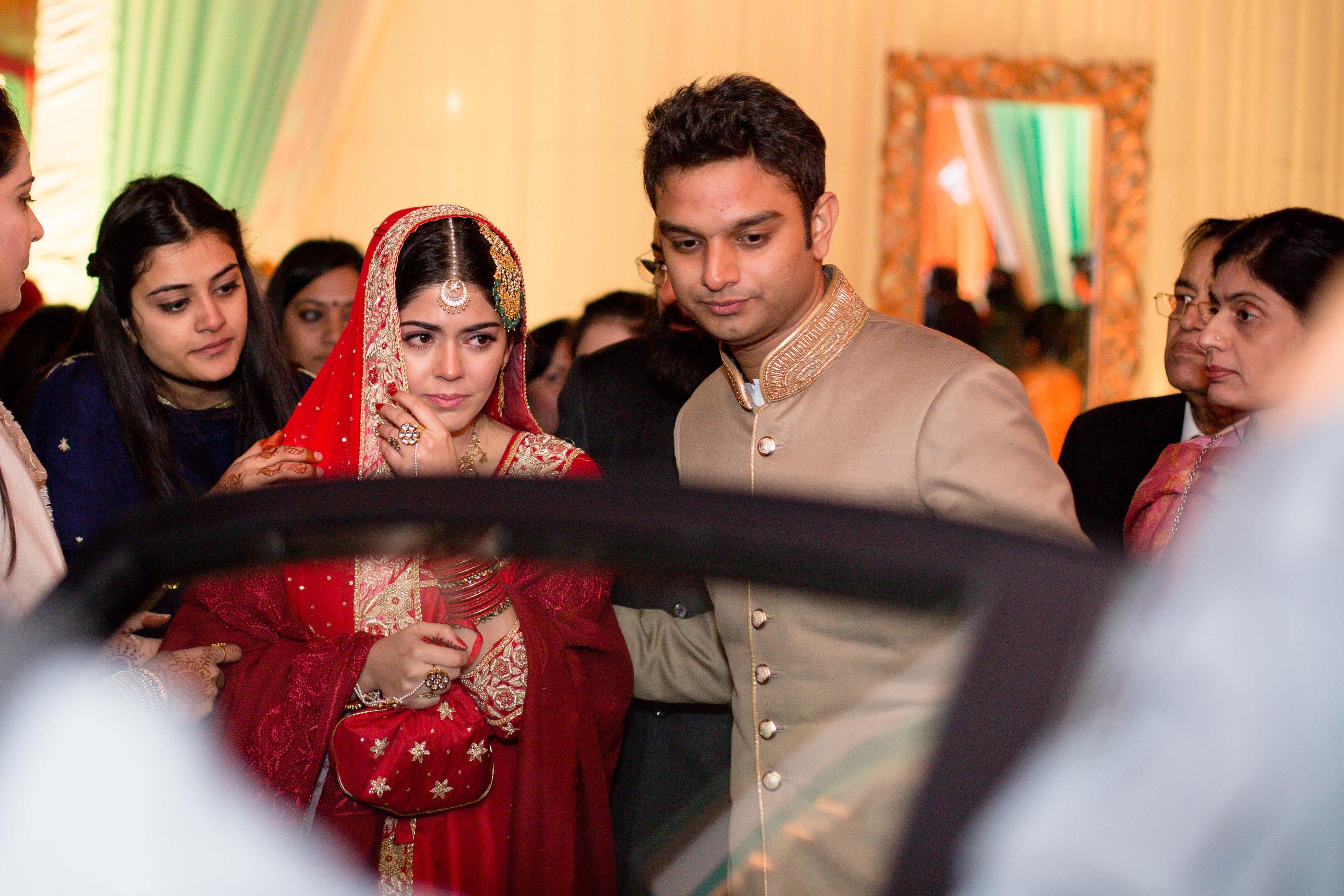 nikah, muslim groom, muslim bride, muslim wedding, wedding photographer, camera waale baraati