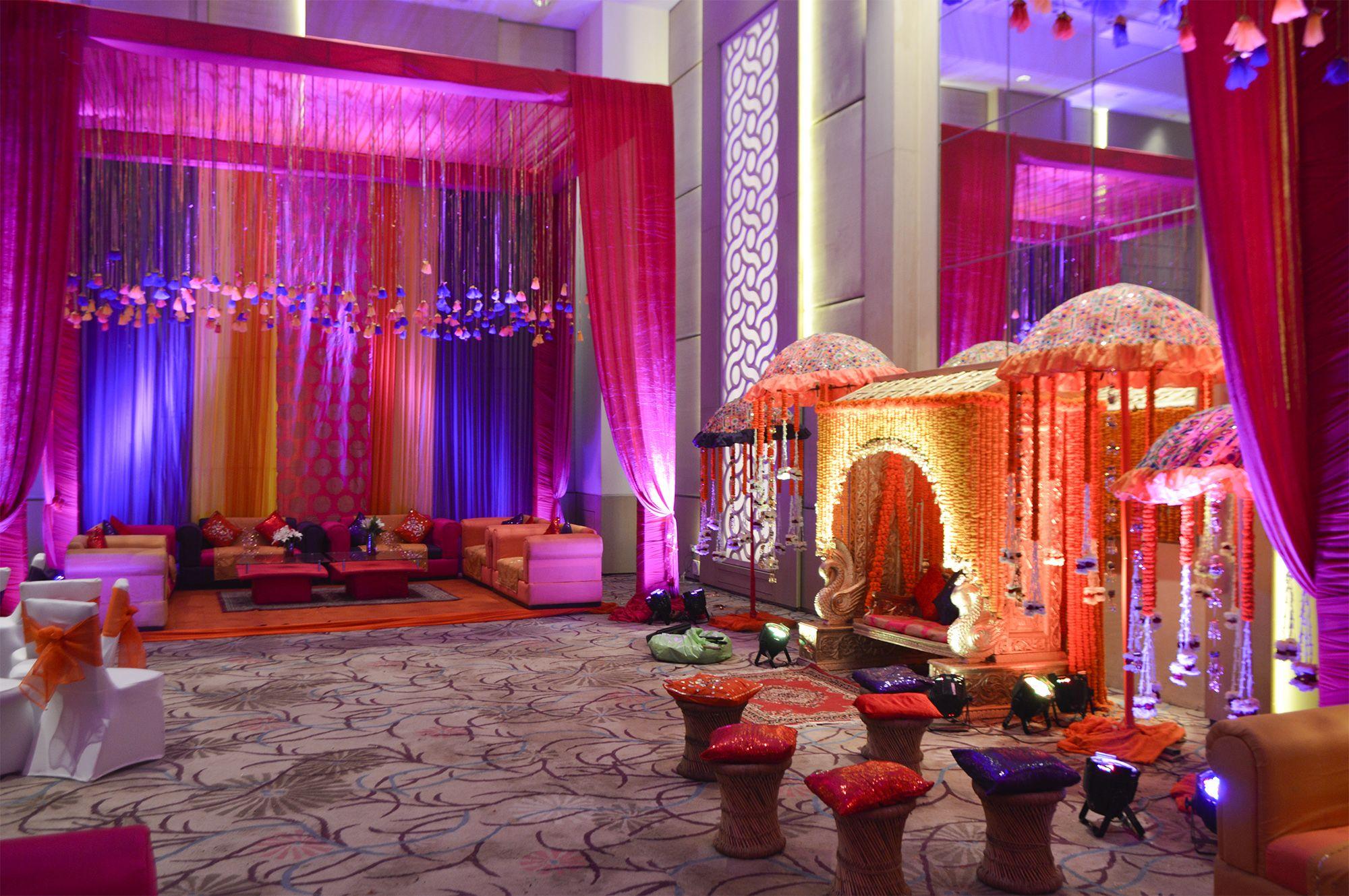 le meridian Gurgaon, wedding venue