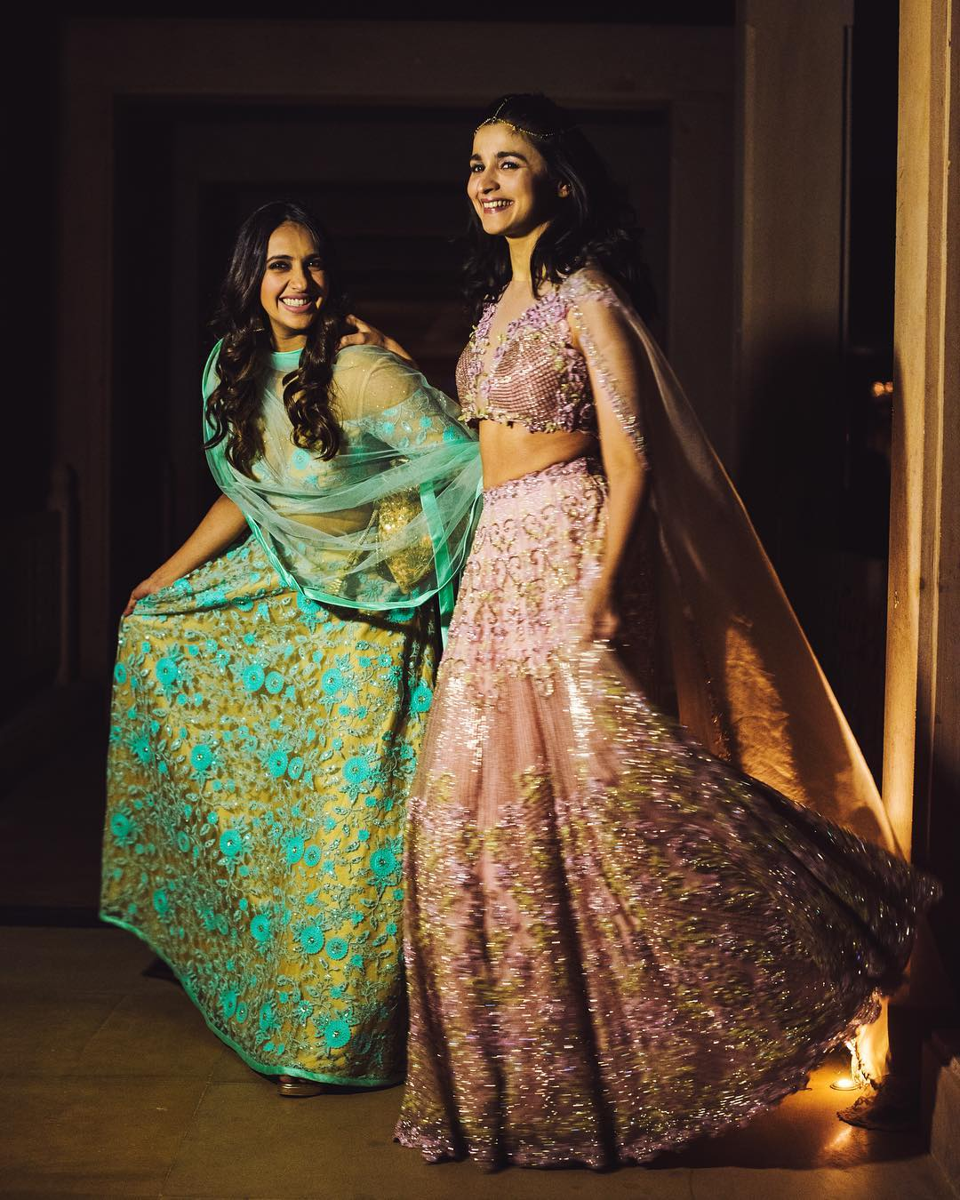 bollywood bridesmaids, alia bhatt