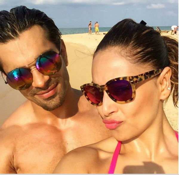luxury honeymoon, honeymoon destinations, bipasha basu, karan singh grover, maldives, monkey couple