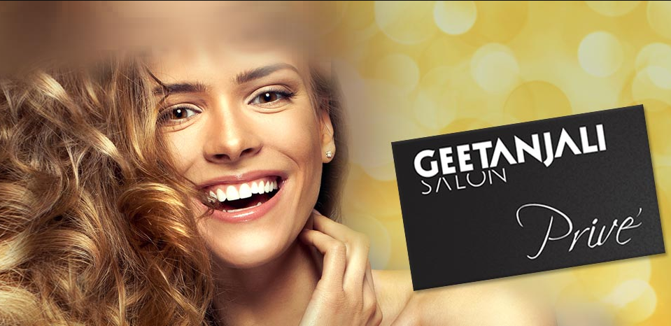 wedding gift, voucher, geetanjali salon