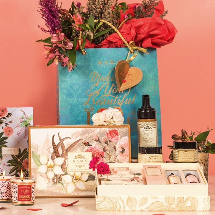 wedding gifts, wedding gift ideas, Kama Ayurveda