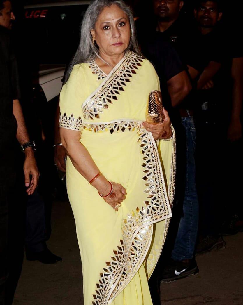 celebrity wedding, abu jani Sandeep khosla, saudamini mattu reception, Shweta bachchan nanda