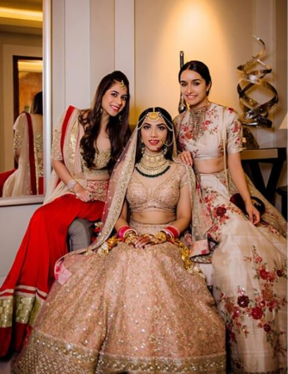 bollywood bridesmaids, shraddha kapoor