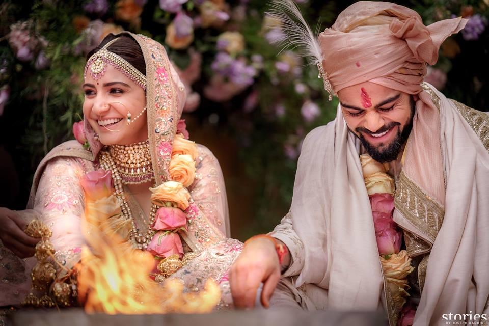 Destination Wedding, conde nast, virat kohli, anushka sharma, stories by joseph radhik