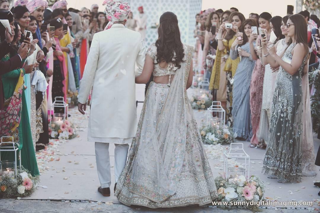 Destination Wedding, conde nast