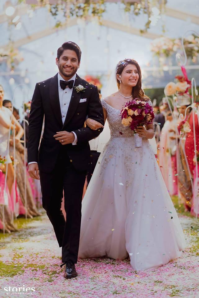 Destination Wedding, conde nast, Samantha Prabhu, Naga Chaitanya
