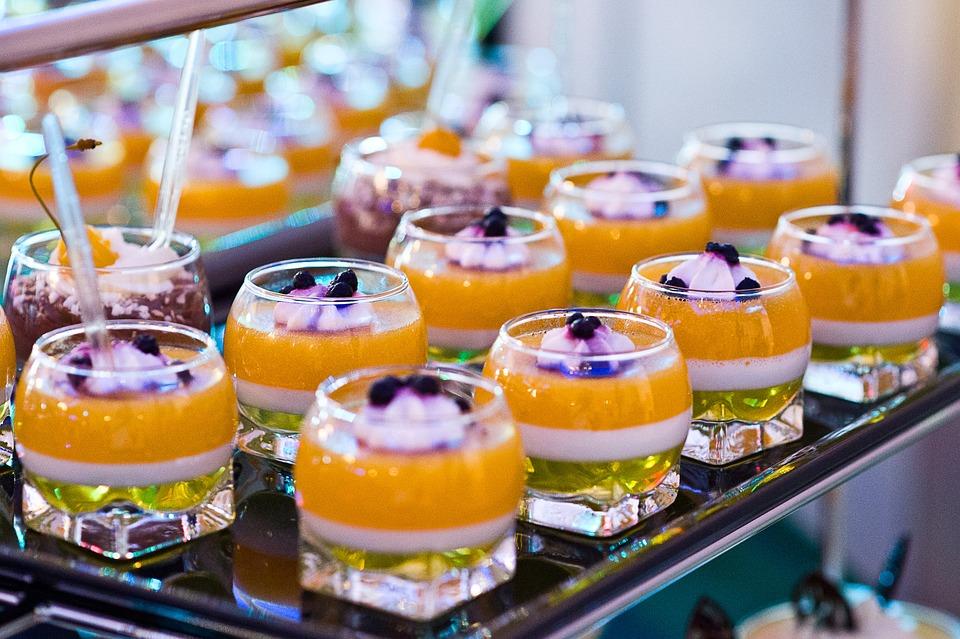 fork n spoon, wedding catering