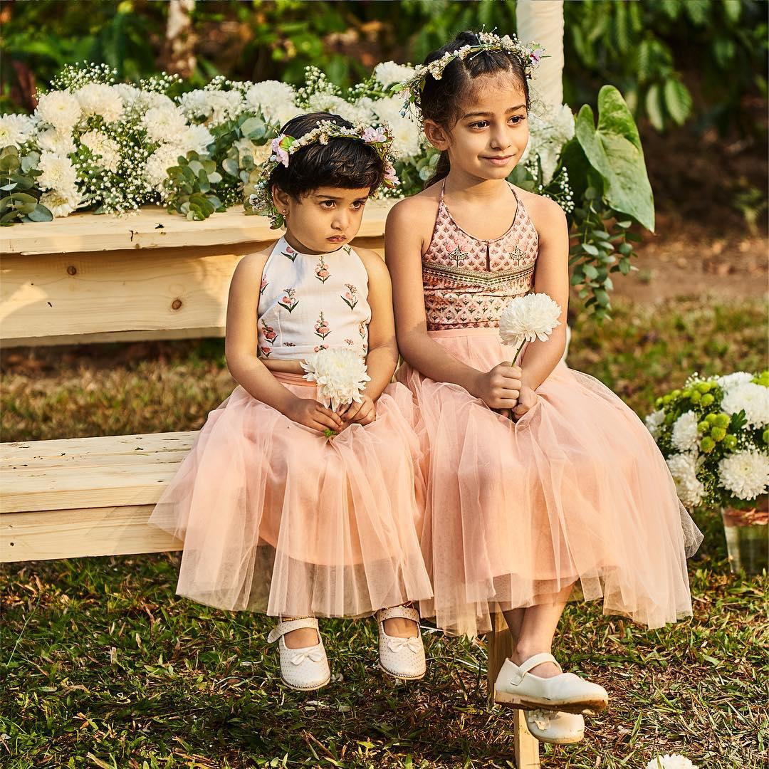 kids fashion, wedding outfit ideas, anita dongre