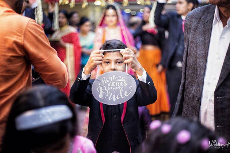 bride entry, bride entry ideas,latest wedding trends