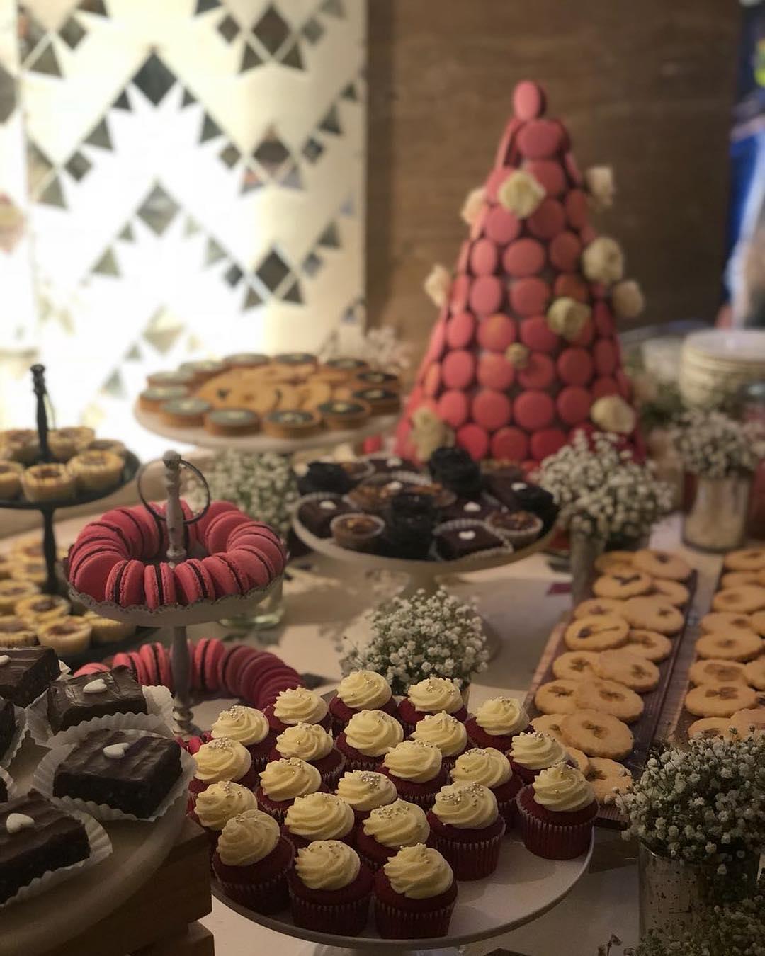 sonam Kapoor wedding, wedding desserts