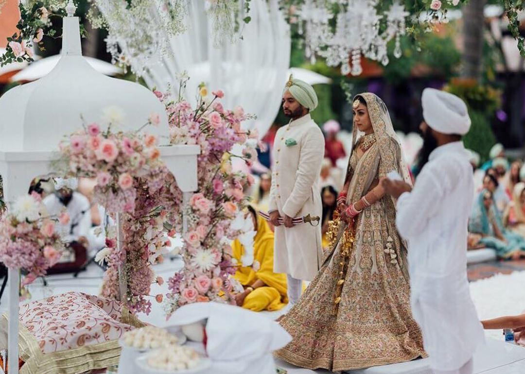 13 Fabulous Tips To Plan A Grand Summer Wedding
