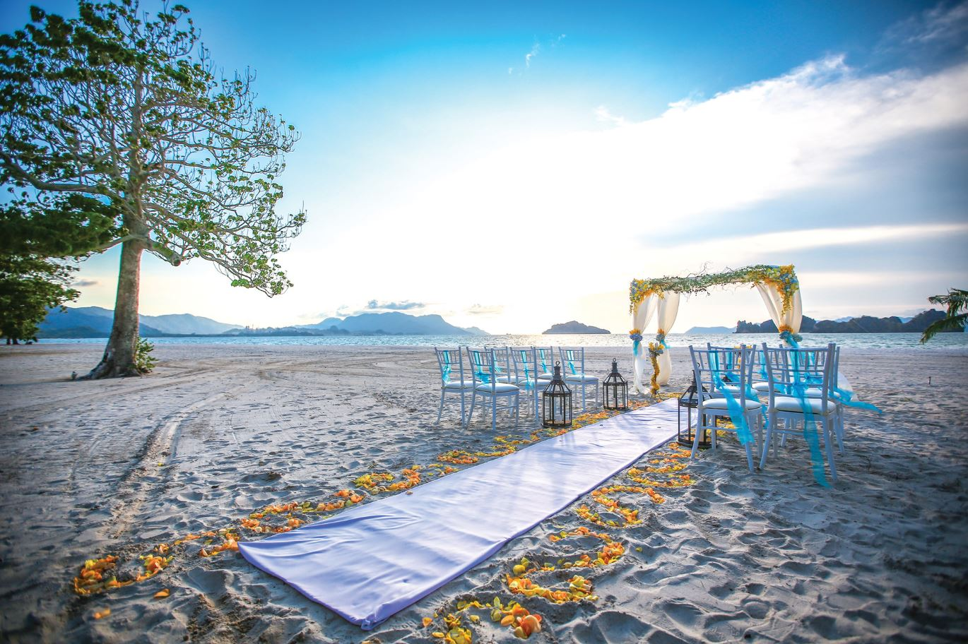 Langkawi, Destination Weddings