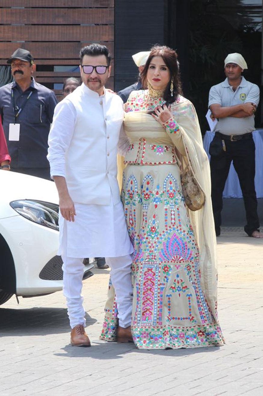 Sonam Kapoor wedding, sanjay Kapoor, maheep Kapoor, abu jani Sandeep khosla