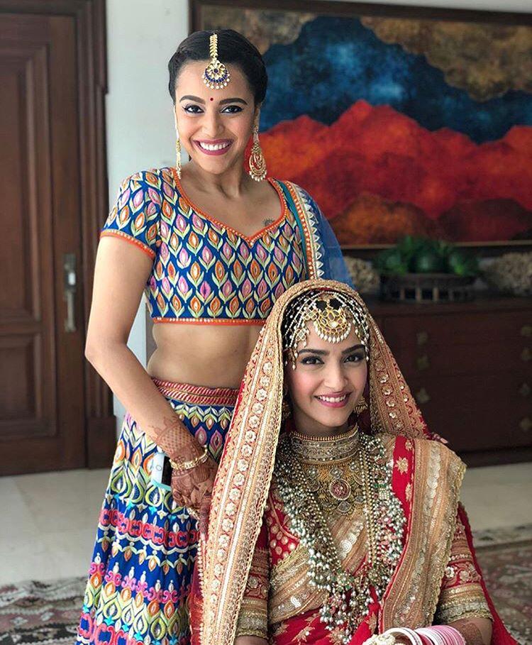 sonam Kapoor wedding, swara bhaskar