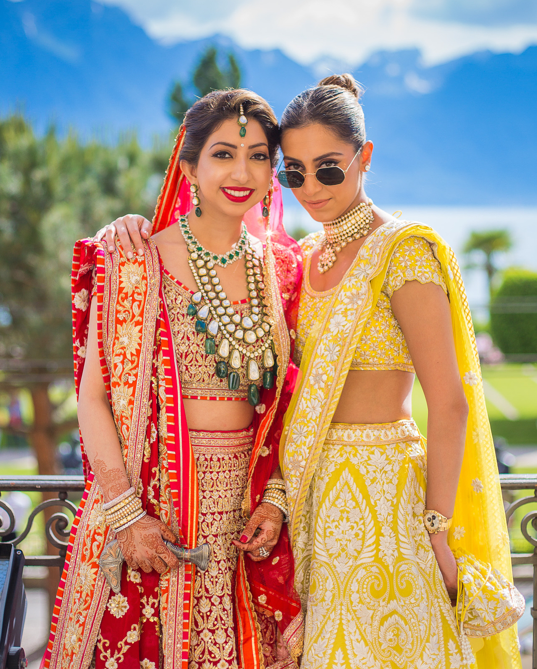nri wedding, tanya ganwani wedding