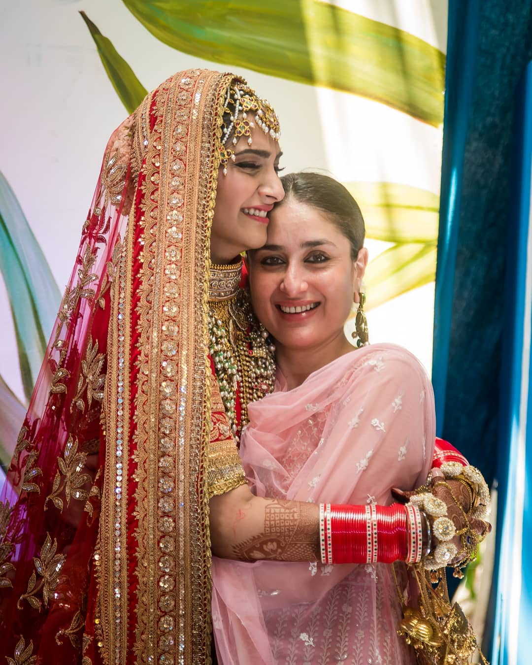 sonam Kapoor wedding, reels and frames