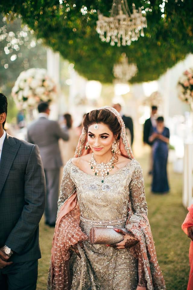 Muslim brides, nikah
