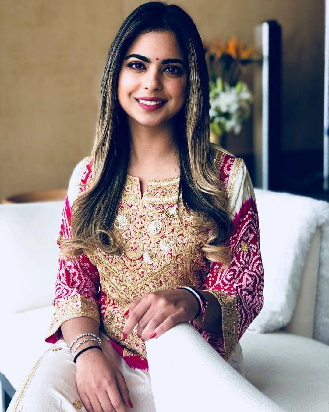 akash ambani and shloka Mehta mehendi ceremony