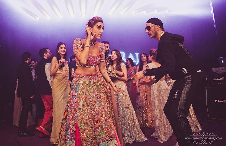 nri wedding, tanya ganwani rajiv verma wedding, sukhbir