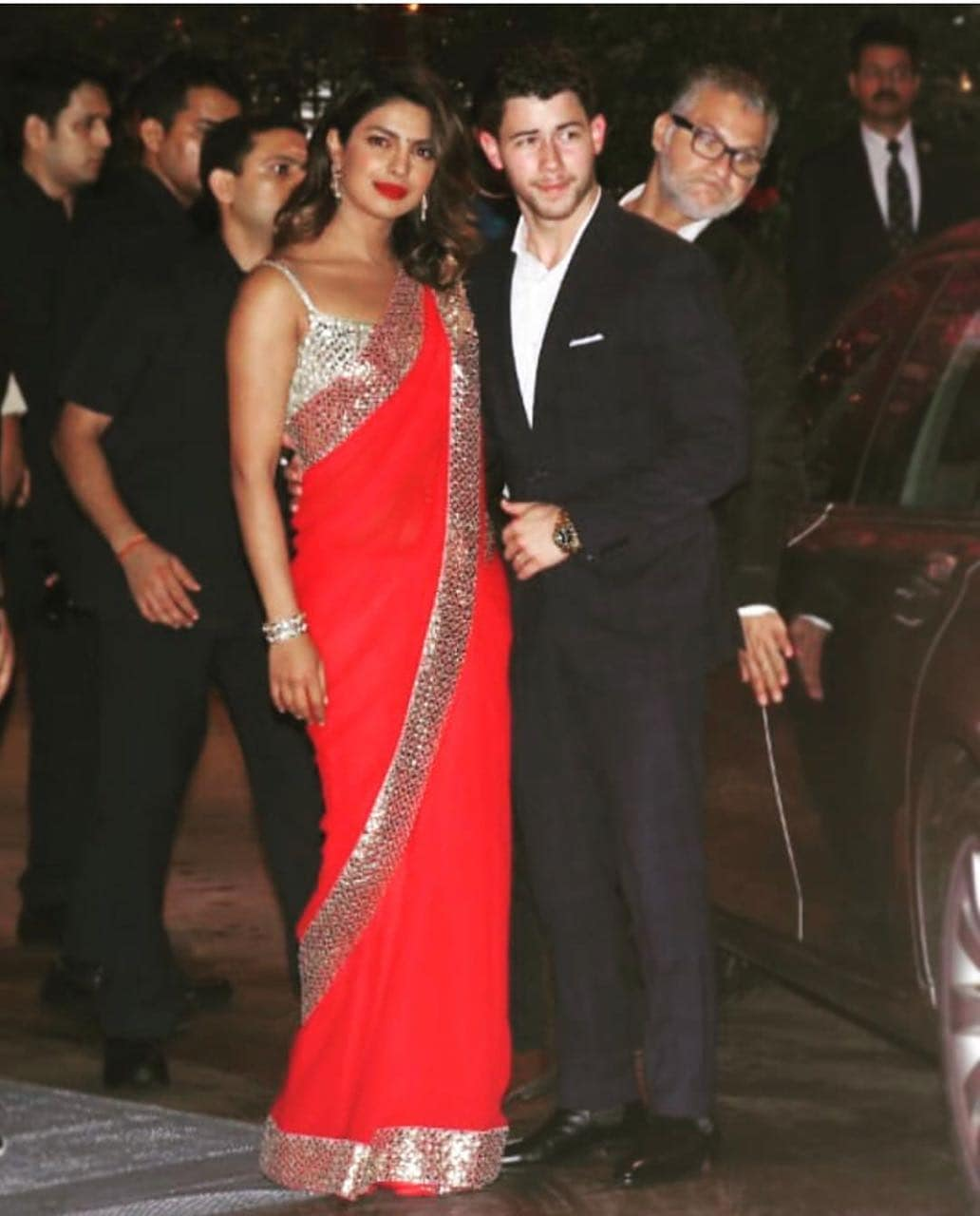 shloka mehta, akash ambani, engagement, priyanka chopra, nick jonas
