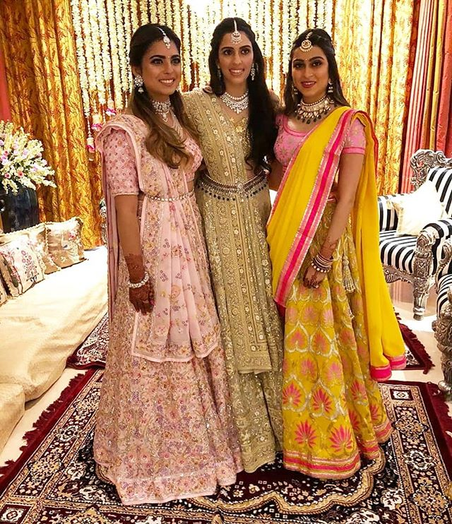 shloka mehta, akash ambani, engagement