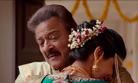 father of the bride, tanishq father daughter ad