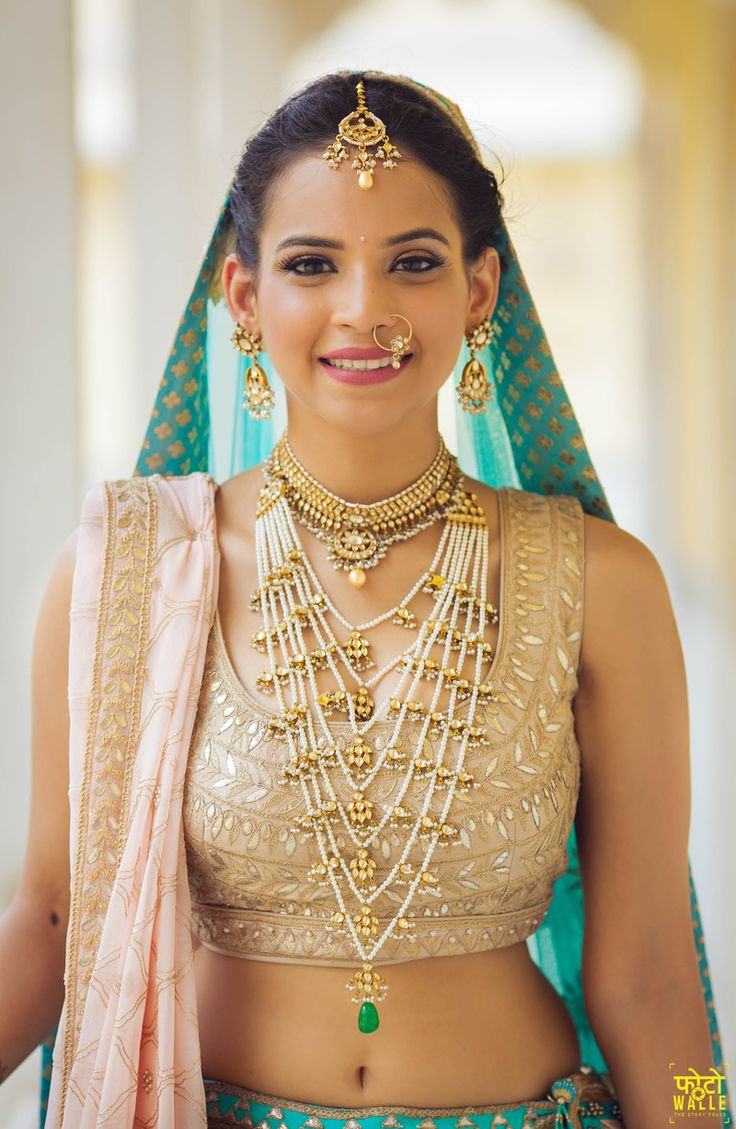 bridal necklace, bridal jewellery, satlada