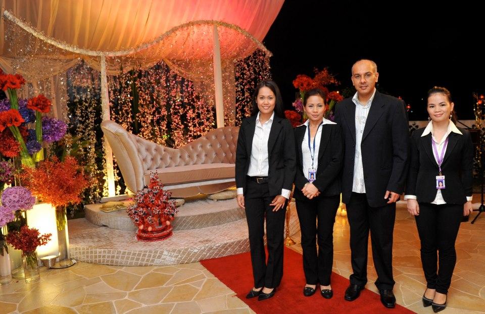 destination wedding, malaysia