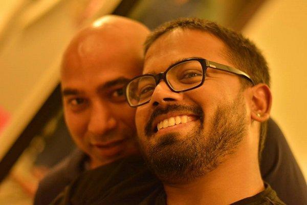 same sex wedding, pride month, adil and saptarshi