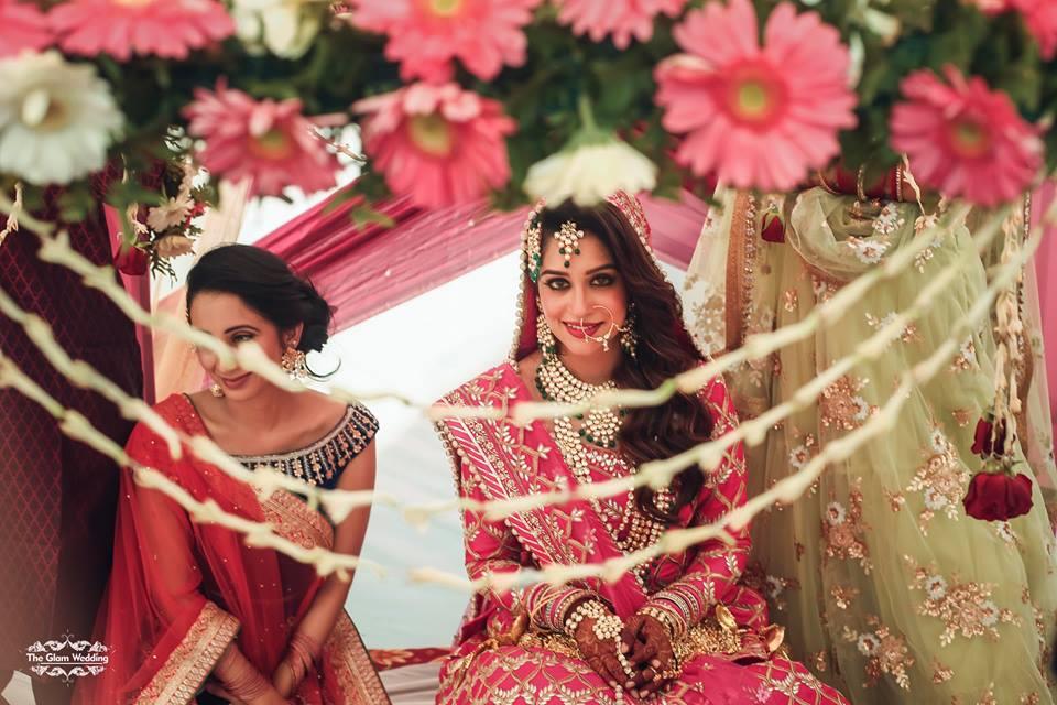 Muslim brides, nikah, muslim wedding ceremony