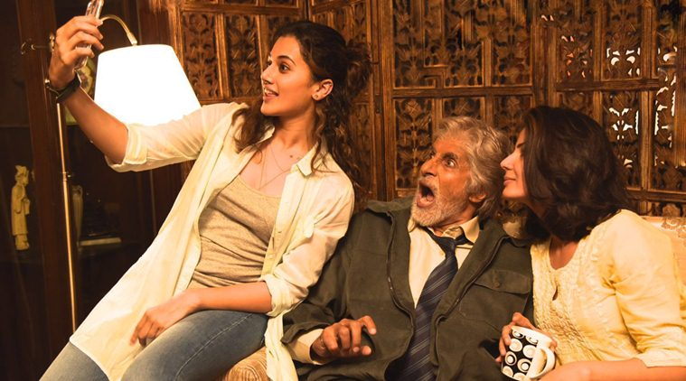 father of the bride, amitabh bachchan, pink, taapsee pannu