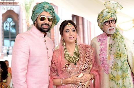 Amitabh Bachchan, Dad Fashion, Dad Wedding Fashion