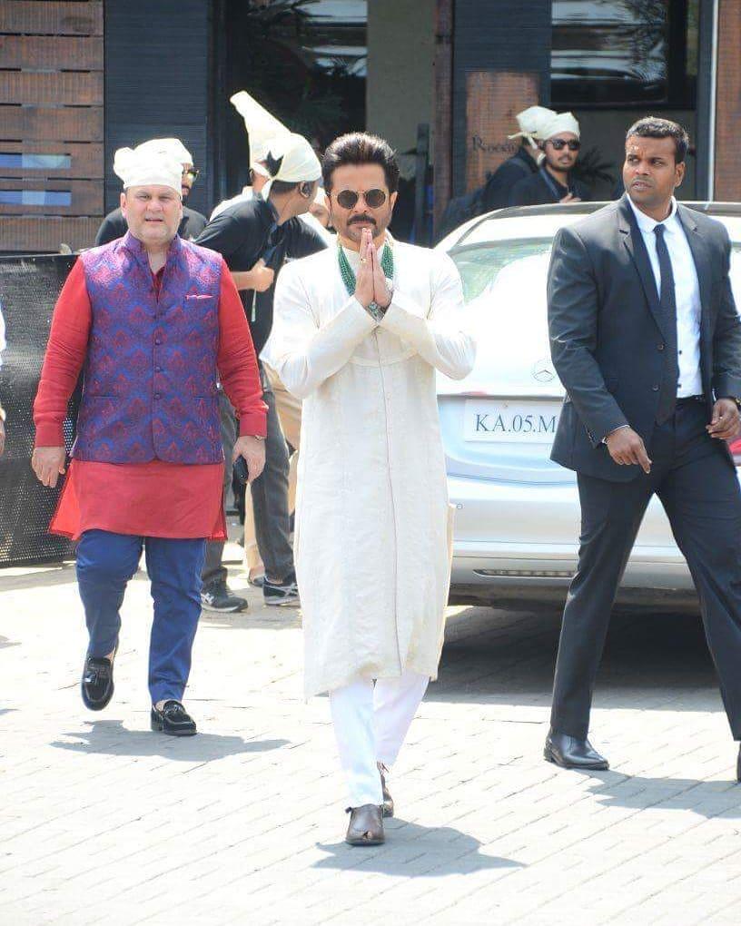 Anil Kapoor, Sonam Kapoor Wedding, Dad Fashion