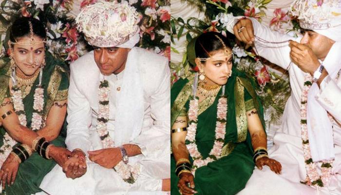 celebrity bride, wedding lehenga, bridal lehenga