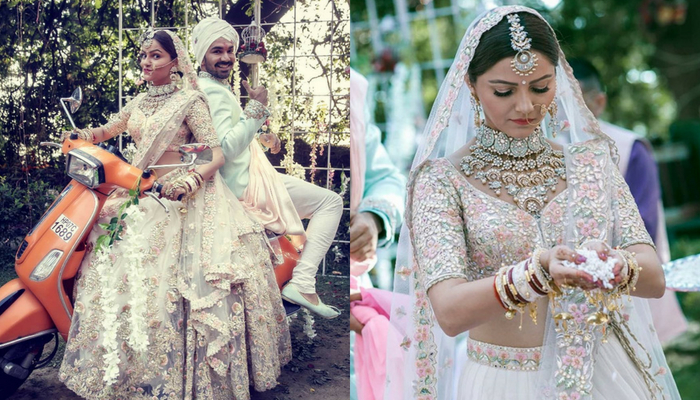 The Complete Wedding Al Of Tv Actors Rubina Dilaik And Abhinav Shukla
