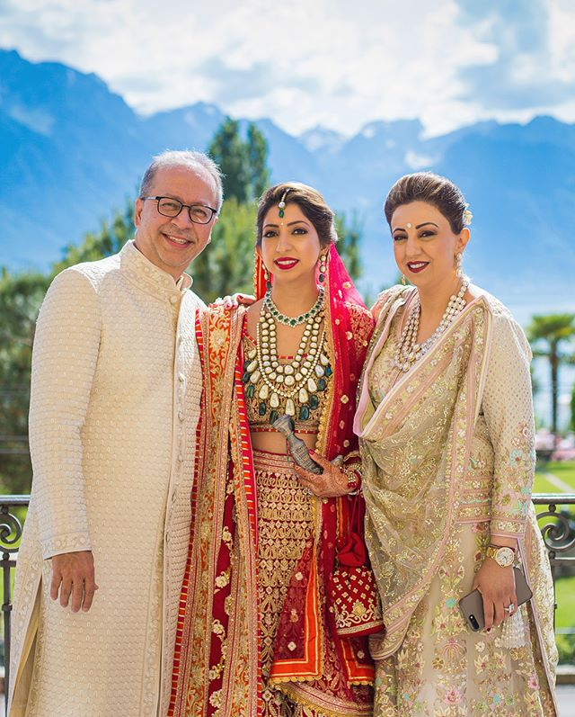 nri wedding, tany ganwani wedding