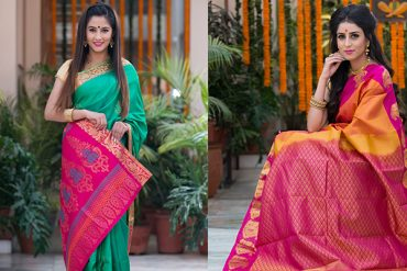 bharat sthali, south indian sarees