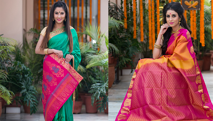 2bce9c0710 9 Types Of Stunning South Indian Sarees Every Indian Bride Must Have In Her  Trousseau