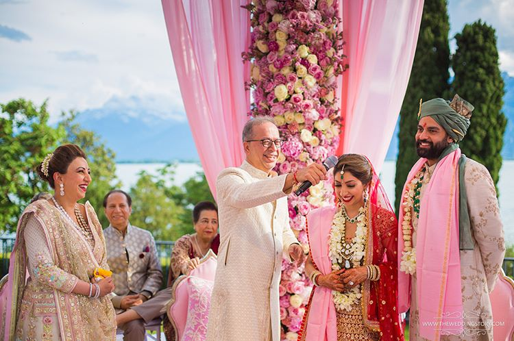 nri wedding, tanya ganwani rajiv verma wedding